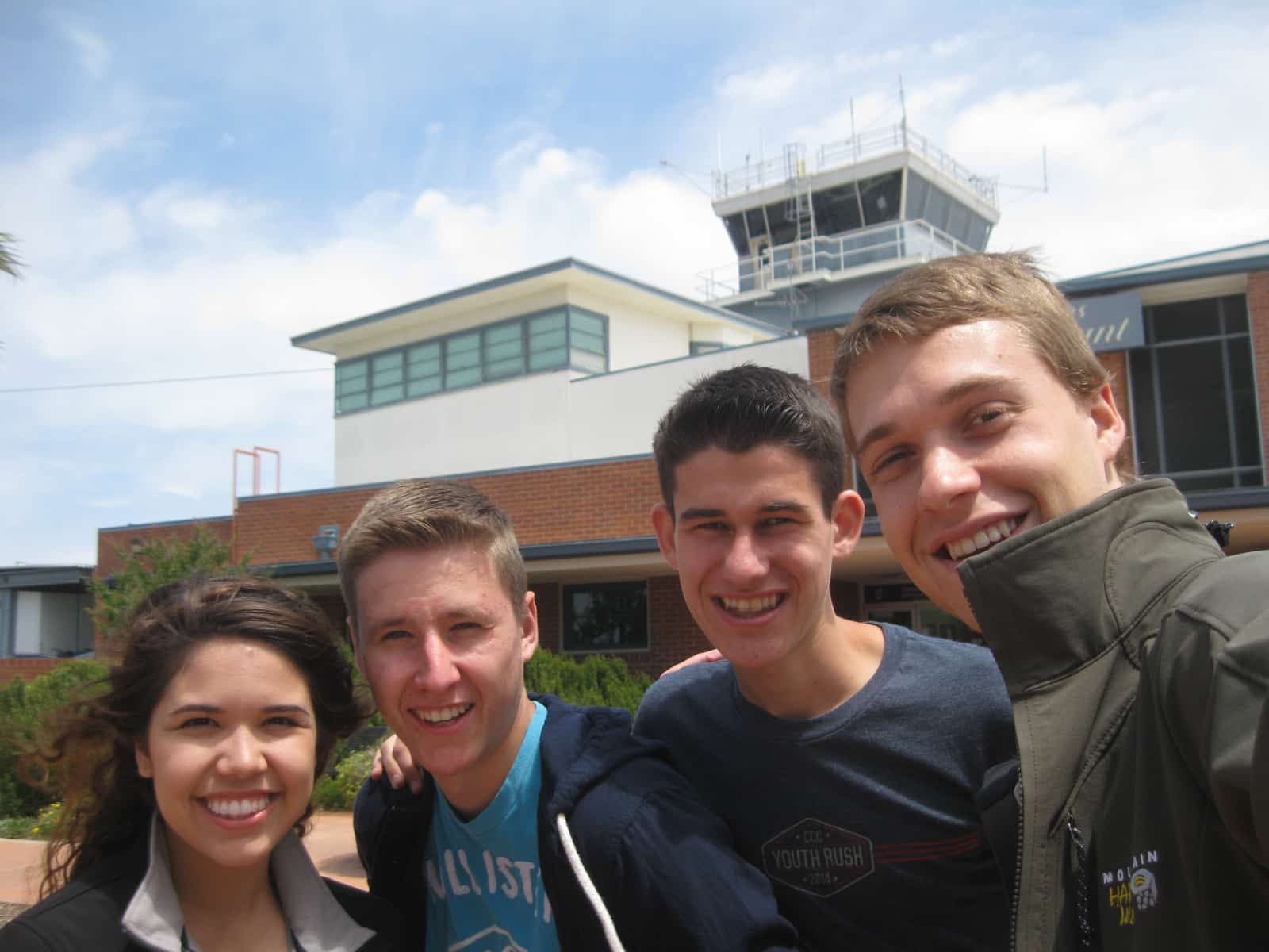 Ground School Class Visits Control Tower