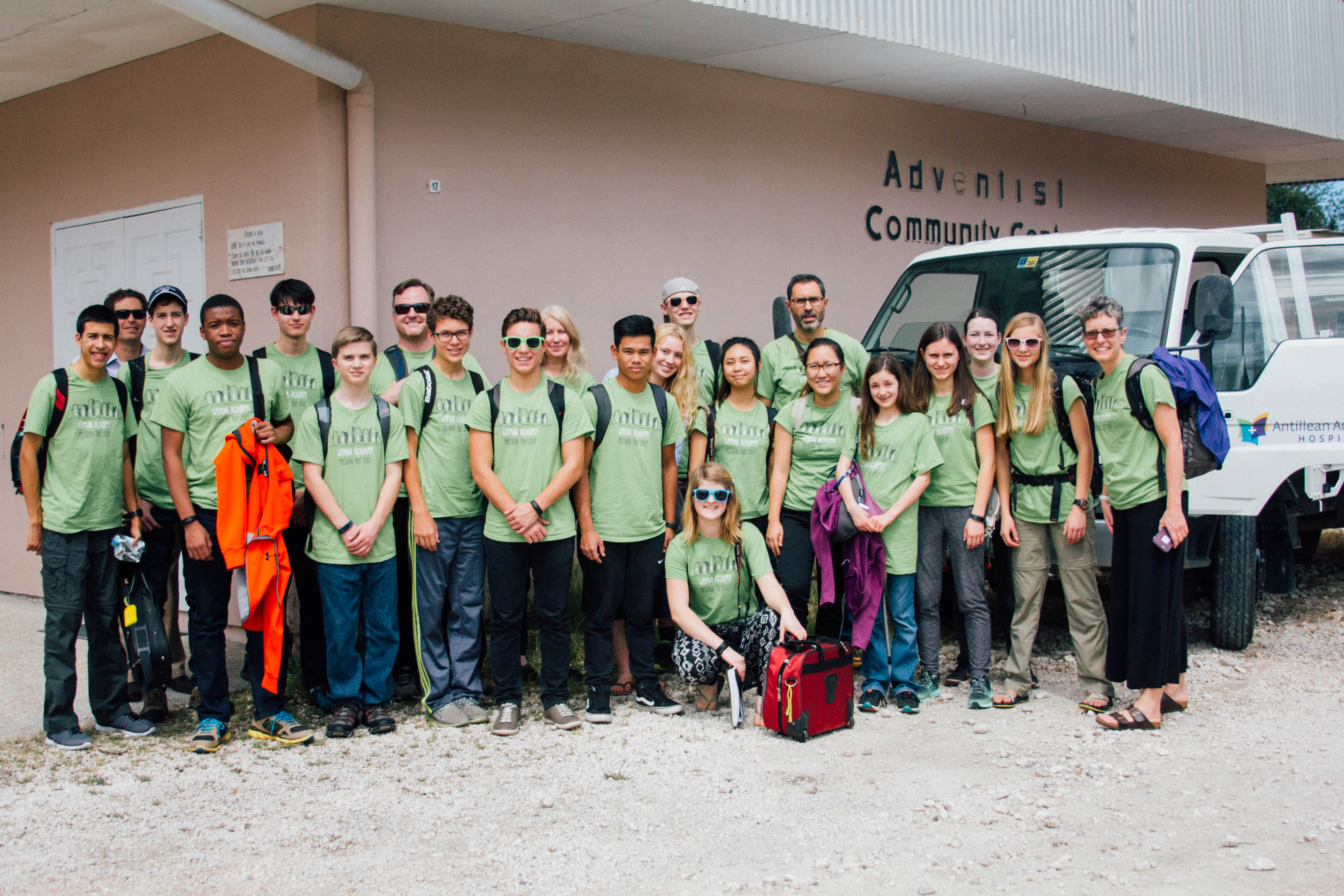 Curaçao Mission Trip Day 1