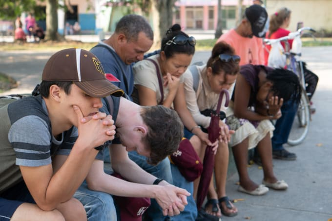 weimar academy praying