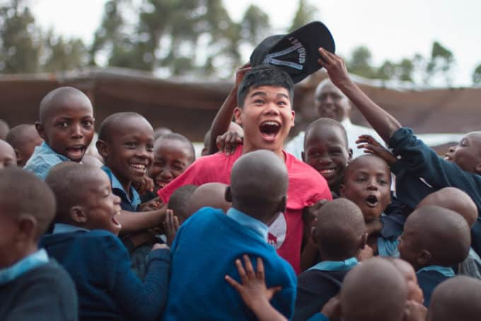 weimar academy mission trips kenya 2019