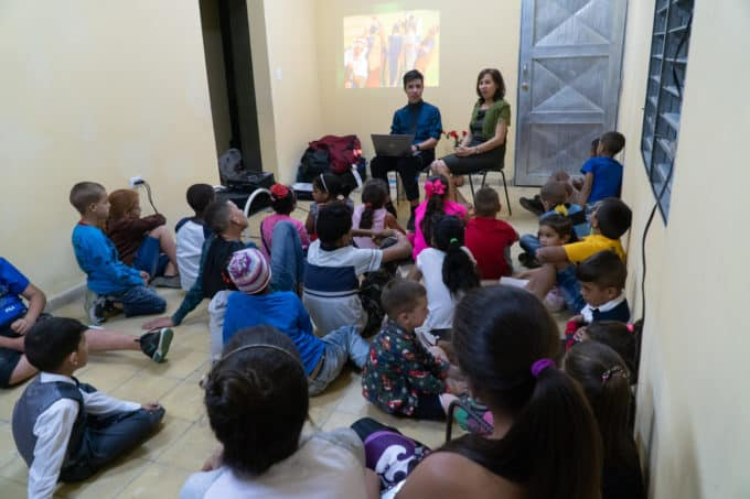 weimar academy mission trips 2019 cuba children's meetings