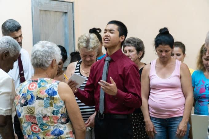 weimar academy mission trips cuba 2019 evangelism meetings