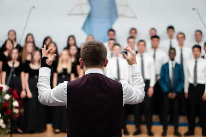 weimar academy choir