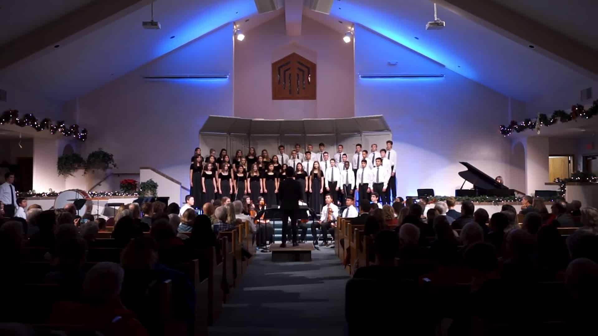 The Master's Symphony | Weimar Academy Choir Tour 2019